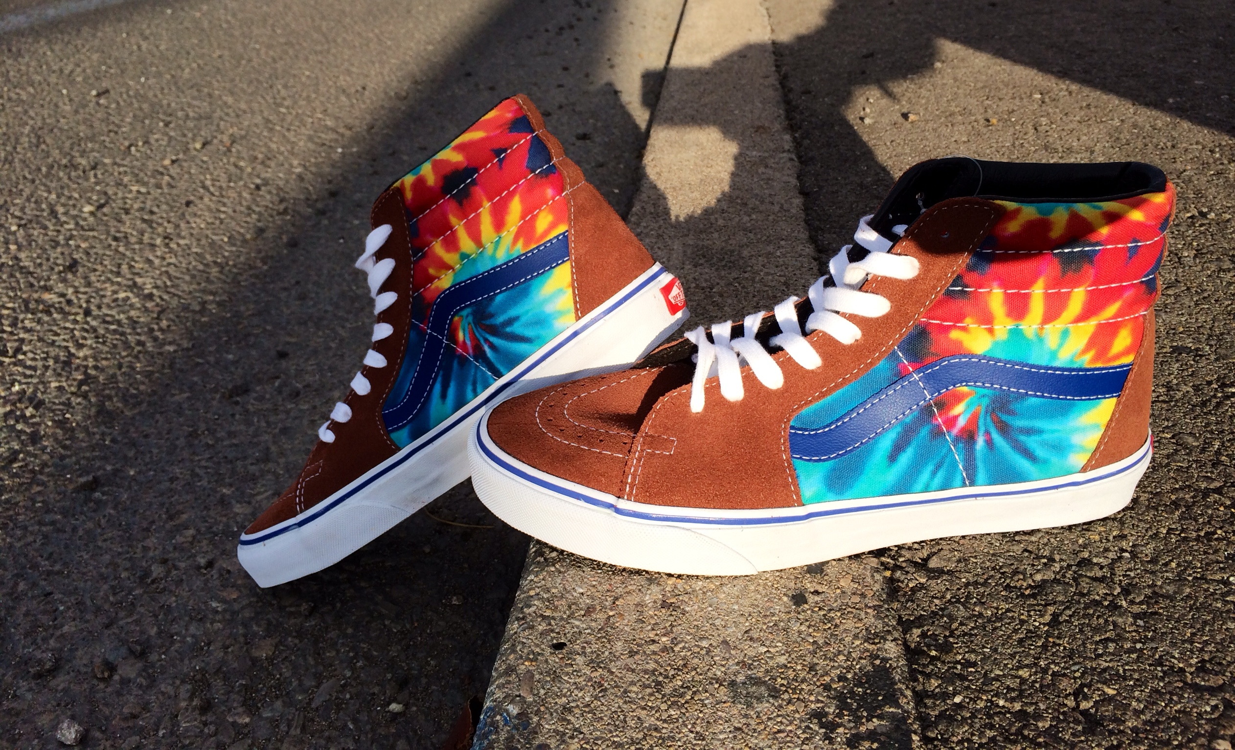 We got the perfect way to turn heads   get you noticed.. ITEM  THE SPRING  2014 VANS SK8 Hi ... bb033203d3bb