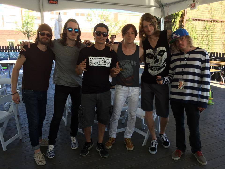 Cage the elephant meet and greet 2