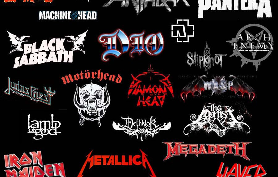Top 5 Metal Band T-Shirts