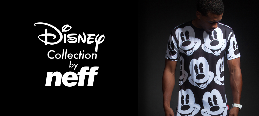 186811c001 Mickey Mouse x Neff Collection