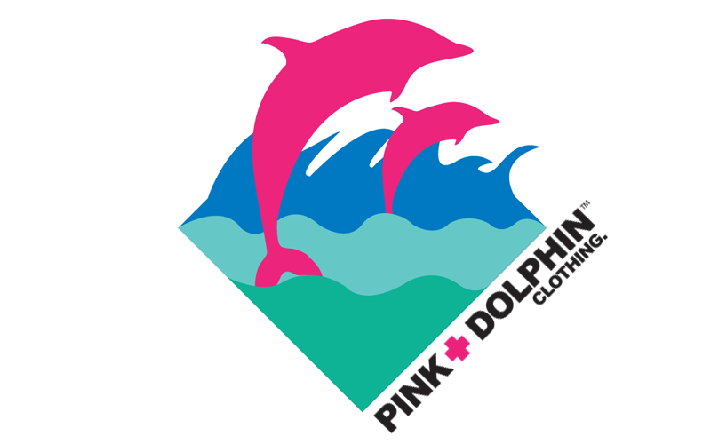 pink dolphin clothing wallpaper - photo #14